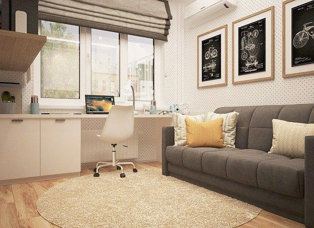 Pohodlie a čistota škandinávskeho štýlu bývania