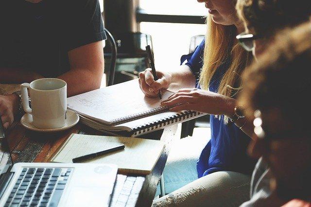 schůzka s účetním